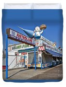 Coney Island Memories 11 Duvet Cover