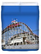 Coney Island Memories 2 Duvet Cover