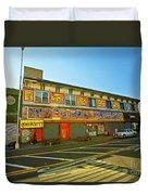 Coney Island Memories 4 Duvet Cover
