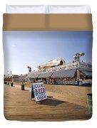 Coney Island Memories 7 Duvet Cover
