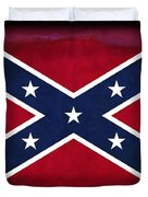 Confederate Rebel Battle Flag Duvet Cover