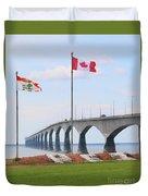 Confederation Bridge 5524  Duvet Cover
