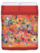 Confetti Duvet Cover
