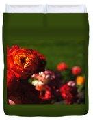 Confetti Roses Duvet Cover