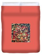 Confusion Duvet Cover