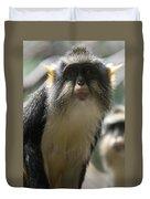 Congo Monkey2 Duvet Cover