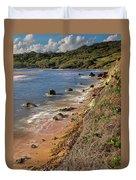 Congor Rocks Duvet Cover