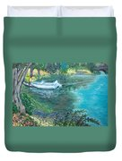 Connecticut River Duvet Cover