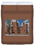 Connecticut Street Armory 3997a Duvet Cover