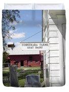 Connemara Flat Rock North Carolina Duvet Cover