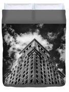 Consolidated Edison Building Duvet Cover
