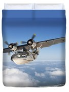 Consolidated Pby Catalina Duvet Cover