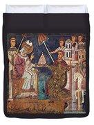 Constantine I (c280-337) Duvet Cover