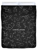 Constellations Duvet Cover
