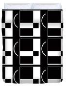 Contemporary Design Vii Duvet Cover