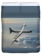 Convair Rb-36f Peacemaker Duvet Cover