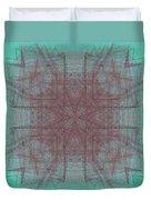 Convergence 5-30-2015 #3 Duvet Cover