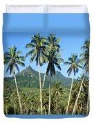 Cook Islands Duvet Cover