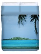 Cook Islands, Rarotonga Duvet Cover