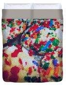 Cookies Mosaic Duvet Cover