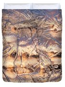 Cool Ice Duvet Cover by Sami Tiainen