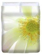 Cool Lotus Duvet Cover