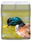 Cool Off The Bill Duvet Cover