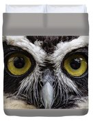 Cool Peepers Duvet Cover