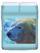 Cool Polar Bear Duvet Cover