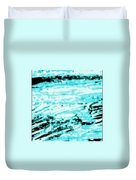 Cool Sea Duvet Cover
