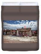 Cool Springs Arizona Duvet Cover