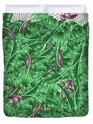 Cool Tropic  Duvet Cover