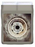 Cooper Discoverer Radial Lt Tire Duvet Cover