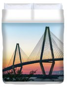 Cooper River Diamonds Duvet Cover