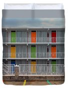 Coordinated Colors Duvet Cover