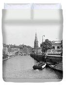 Copenhagen Canal 1 Duvet Cover