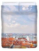 Copenhagen City Denmark Duvet Cover