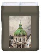 Copenhagen Marble Church Duvet Cover
