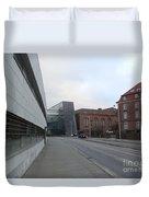 Copenhagen Old And New Duvet Cover