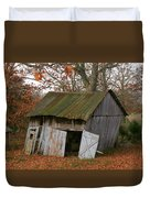 Copening Hill Shed Duvet Cover