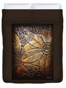 Copper Design Duvet Cover