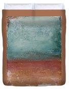 Copper Field Duvet Cover