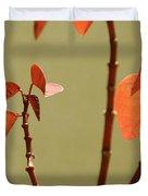 Copper Plant 2 Duvet Cover