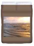 Copper Shores Duvet Cover