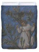 Copy Of Giotto's Frescoes Duvet Cover