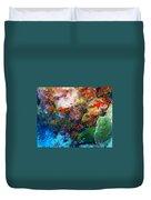 Coral Eel Duvet Cover