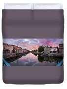 Cork, Ireland Duvet Cover