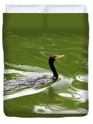 Cormorant Duvet Cover