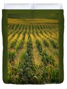 Corn Field Duvet Cover
