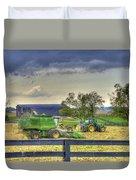 Corn Harst No2 Duvet Cover